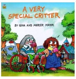 A Very Special Critter book cover