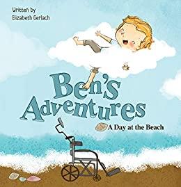 ben's adventures book cover.