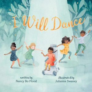 i will dance book cover.