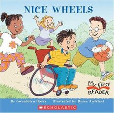 nice wheels book cover.
