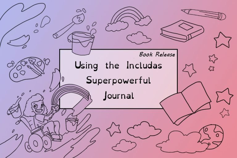 Using the Includas Superpowerful Journal